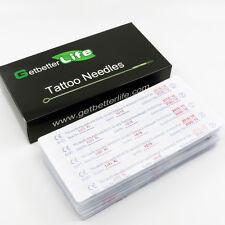 Pro 50Pcs 9RL Tattoo Needles Premium Quality Round Liner Magum Model