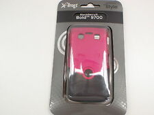 IFROGZ BLACKBERRY BOLD 9700 SNAP-ON PHONE COVERS MANY COLORS
