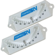 Precision Curved Ball Levels - 2 Pk - For Campers - Rv'S Utility Trailers