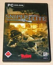 SNIPER Elite-PC gioco-FSK 18