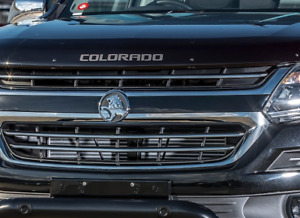 NEW Genuine GM Holden RG Colorado 2017-2020 | Smoked Bonnet Protector | 92284155