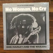"Bob Marley And The Wailers ‎– No Woman, No Cry/Natty Dread 45 7"" Limited Edition"