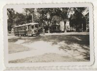 WILKES BARRE RAILWAYS Trolley FORTY FORT PA 1937Pennsylvania Photograph