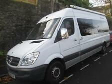 Mercedes-Benz Under 7' 2 Campervans & Motorhomes