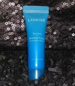 Laneige Water Bank Moisture Cream Deluxe Sample Size 8ml/.2oz Hydrating Soothing
