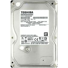 "TOSHIBA DT01ACA100 1TB 7200 RPM 32MB Cache SATA 6.0Gb/s 3.5"" Internal Hard Drive"
