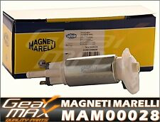 In Tank Fuel Pump for FIAT Palio (178BX) Palio Weekend Siena Strada / MAM00028 /