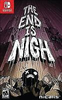 The End Is Nigh - Switch - NEW & FREE US SHIPPING