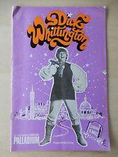 1969 - London Palladium Theatre - Dick Whittington - Tommy Steele