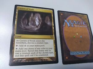 Cavern of souls - Avacyn return - Mtg Magic - Leggere bene descrizione!!