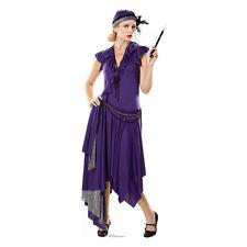FLAPPER GIRL Charleston Charlie 1920s Lifesize CARDBOARD CUTOUT Standee Standup