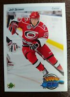 2010-11 UPPER DECK 20TH ANNIVERSARY #211 JEFF SKINNER YOUNG GUNS RC SP SABRES
