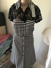 SZ 12 CHARLIE BROWN DRESS NWT $239 *BUY FIVE OR MORE ITEMS GET FREE POST