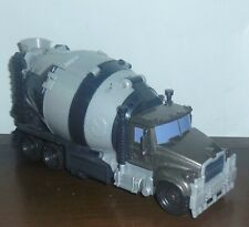 Transformers Revenge of the Fallen Mixmaster Complete Supreme Figure