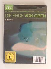 DVD Die Erde von oben Geo 3 Wasser Arthus Bertrand Neu originalverpackt