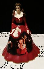 "Bradford Editions Heirloom Collection ""Gone With The Wind ""The Red Robe"" 2006"
