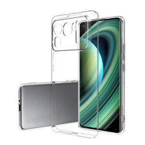 Xiaomi Mi 11 Ultra Case Simple  Slim Soft TPU Transparent Clear Phone Case