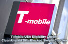 T-MOBILE USA IMEI CLEAN/BLOCKED/UNPAiD/FRAUD STATUS CHECK REPORT SERVICE FAST