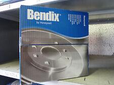 Jeu de 2 disques de frein  BENDIX : 561981B SEAT VW