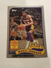 TOPPS CHROME 2000/2001 MAGIC JOHNSON REPRINT LOT
