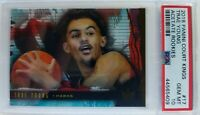 2018-19 Panini Court Kings Trae Young Rookie RC #17, Acetate, PSA 10, Pop 11 !