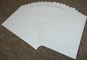 Audio Cassette Media Labels 240 - 12 Per Page A4 Self-Adhesive 20 Sheets