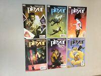 Proposition Player 1-6 Set 1 2 3 4 5 6 Dc Vertigo Comics 1999 (PL01)