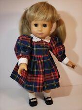 "Götz Elegance 15"" Doll Blonde Hair Jointed Twist & Turn body"