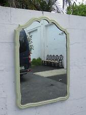French Painted Wall Bathroom Vanity Mirror by John Widdicomb Co. 8560