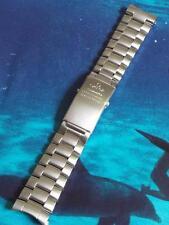 NEW OMEGA GENUINE 1579/951 STEEL 22mm BRACELET SEAMASTER STD PLANET OCEAN XL