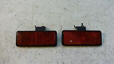 2006 Yamaha Majesty YP400 YP 400 Y534. red rear reflectors