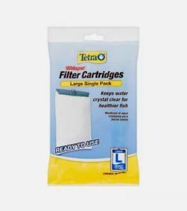 Tetra Whisper Large Aquarium Filter Cartridge Large Single Pack Ready To Use