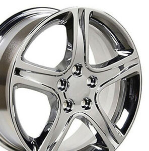 "CP 17"" Rim Fits Lexus ES GS HS IS LS RX SC Toyota IS LX01 Chrome 17x7 74157"