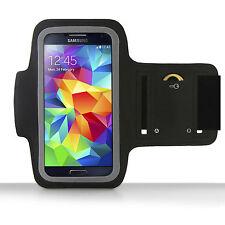 FASCIA DA BRACCIO PER SAMSUNG GALAXY S5 SM-G900 CUSTODIA SMARTPHONE SPORT CORSA