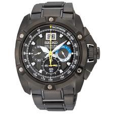 Seiko SPC073 Velatura Big Date Chronograph Men's Watch