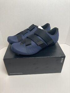 Fizik Tempo R5 Powerstrap Cycling Shoes Navy/Black 10 US , 42 EU , 9.5 UK