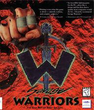 Savage Warriors PC Dos Game 1995
