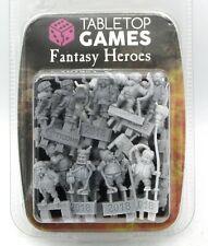 TTCombat TTFHR-HLF-002 Halfling Archers (Fantasy Heroes) Infantry Bowmen Unit