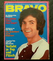 Bravo 22/70 Titelbild Chris Roberts,Tee Set,Peggy March,Rosemarie Braun,Andy Kim
