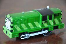 THOMAS TRACKMASTER TRAIN SET MOTORISED ENGINE - GREEN Salty - EXCELLENT