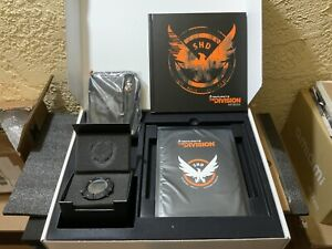 Tom Clancy's The Division Sleeper Agent Collector Edition