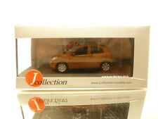 J-COLLECTION JC200 NISSAN MICRA 2010 - ORANGE 1:43 - VERY GOOD IN BOX