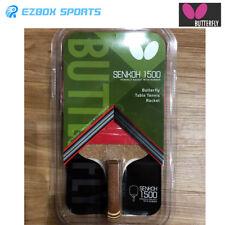 █EZBOX SPORTS█ Butterfly Senkoh 1500 Penhold Table Tennis Racket/Bat + Rubber