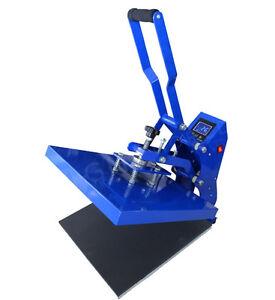 Heat Press HIGH PRESSURE Machine HPC380 40 x 60cm Sublimation T-shirt Printing