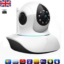 HD720P Wifi Wireless IP CCTV Camera Security Network IR Night Vision Monitor PTZ