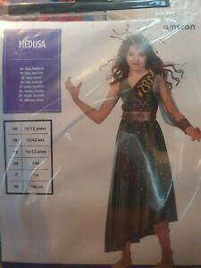 Girls Medusa Halloween Costume
