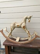 Minature Rocking Horse Time Capsule