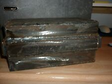 SHIPPING CONTAINER UNIVERSAL LOCK BOX REINFORCED WITH A  94 MM BLOCK LOCK