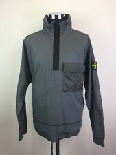 Men's Stone Island Grey Smock/Jacket SS17 Sold Out Large/XL BNWT