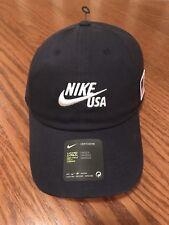 "90b9b171e2309 Nike ""Americana"" QS Mens Hat USA Olympics Navy Obsidian Red White BRAND NEW"
